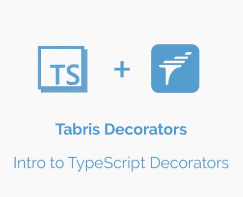 tabris typescript